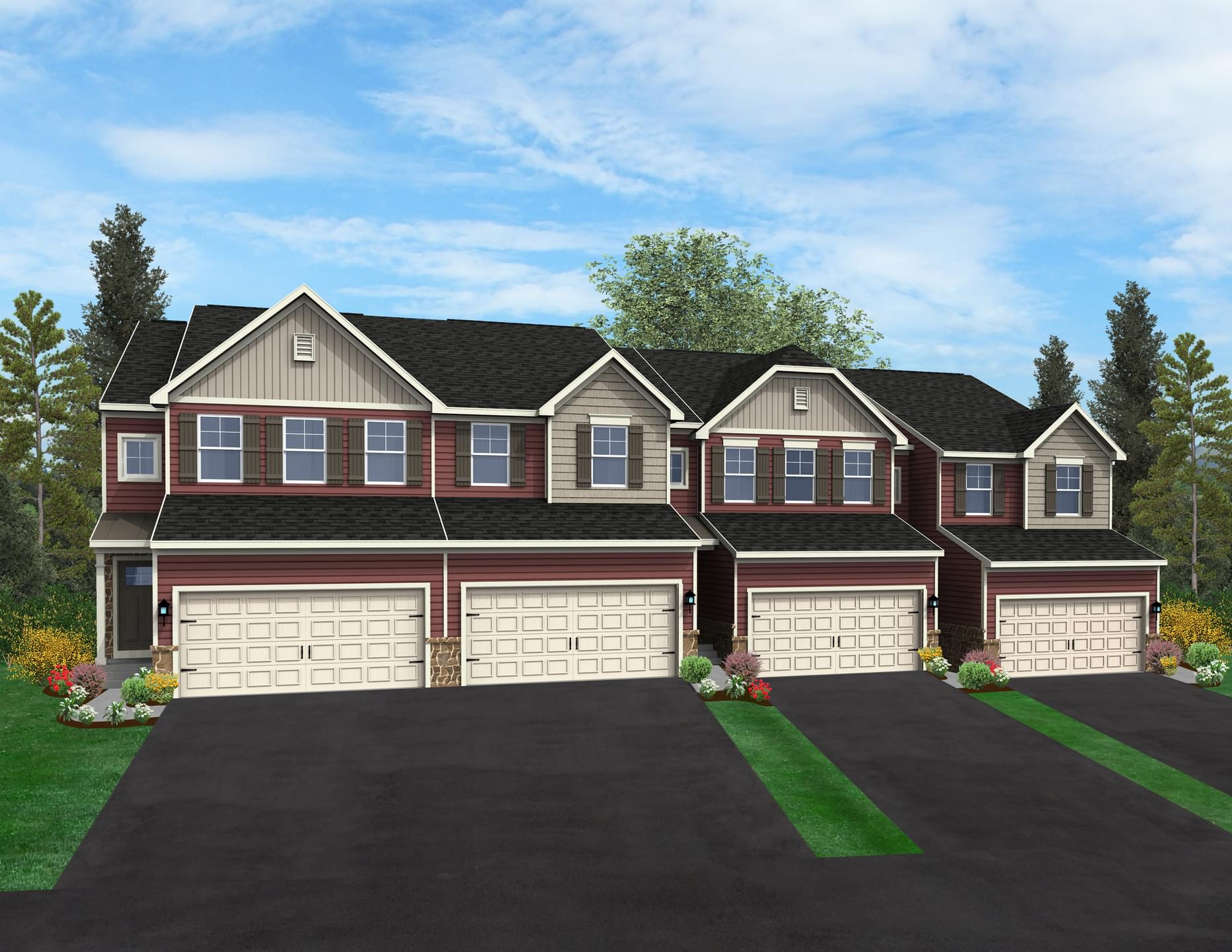 Berks Homes Elevation Image Lilac