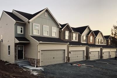 Wexford Court new homes in Morgantown PA