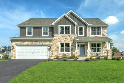 Kaywood North new homes in Boalsburg PA