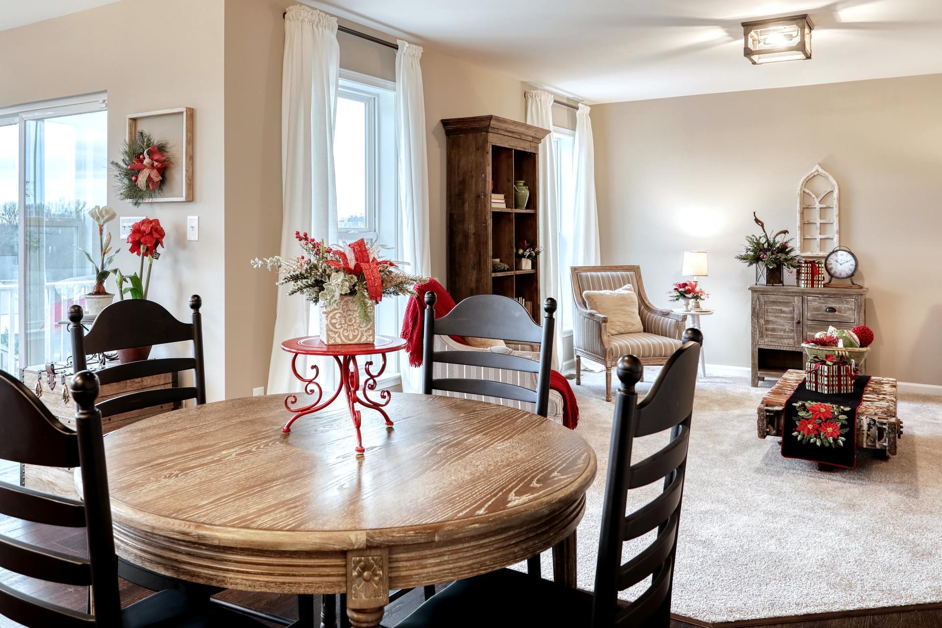 Heatherwoods Singles New Homes in Denver, PA