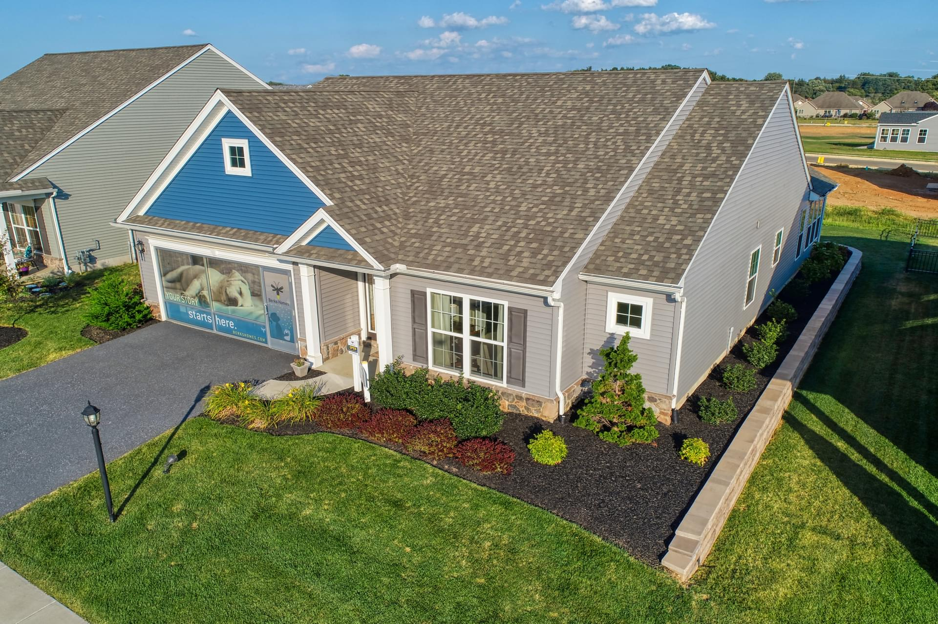 1,662sf New Home in State College, PA