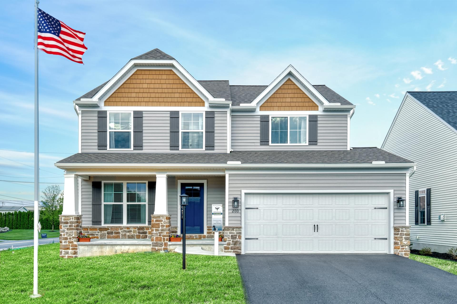 Revere New Home in Mohnton, PA