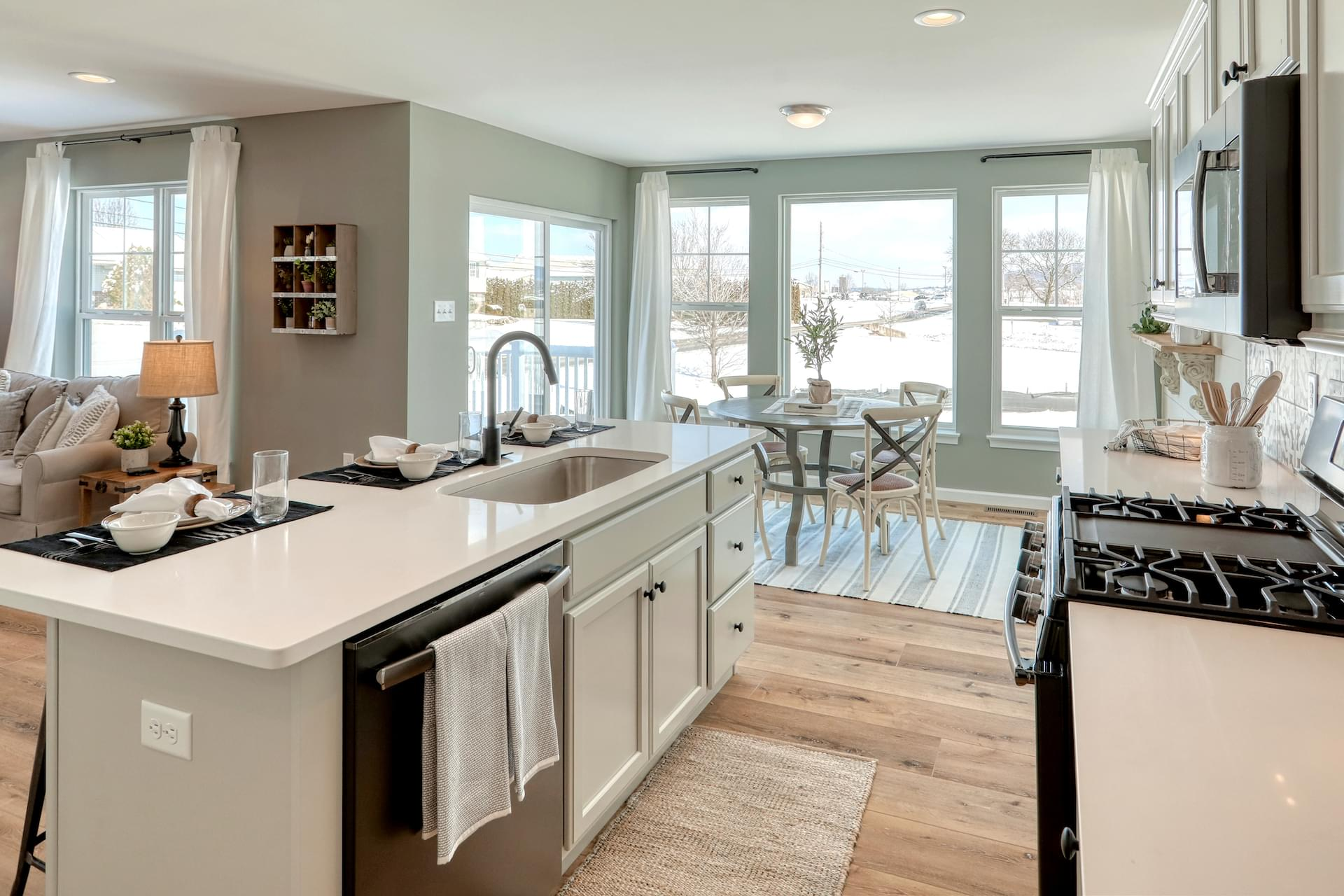 The Landings at Garden Spot Reserve New Homes in New Holland, PA