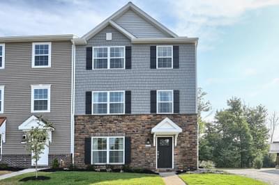 Laurel Ridge new homes in Enola PA