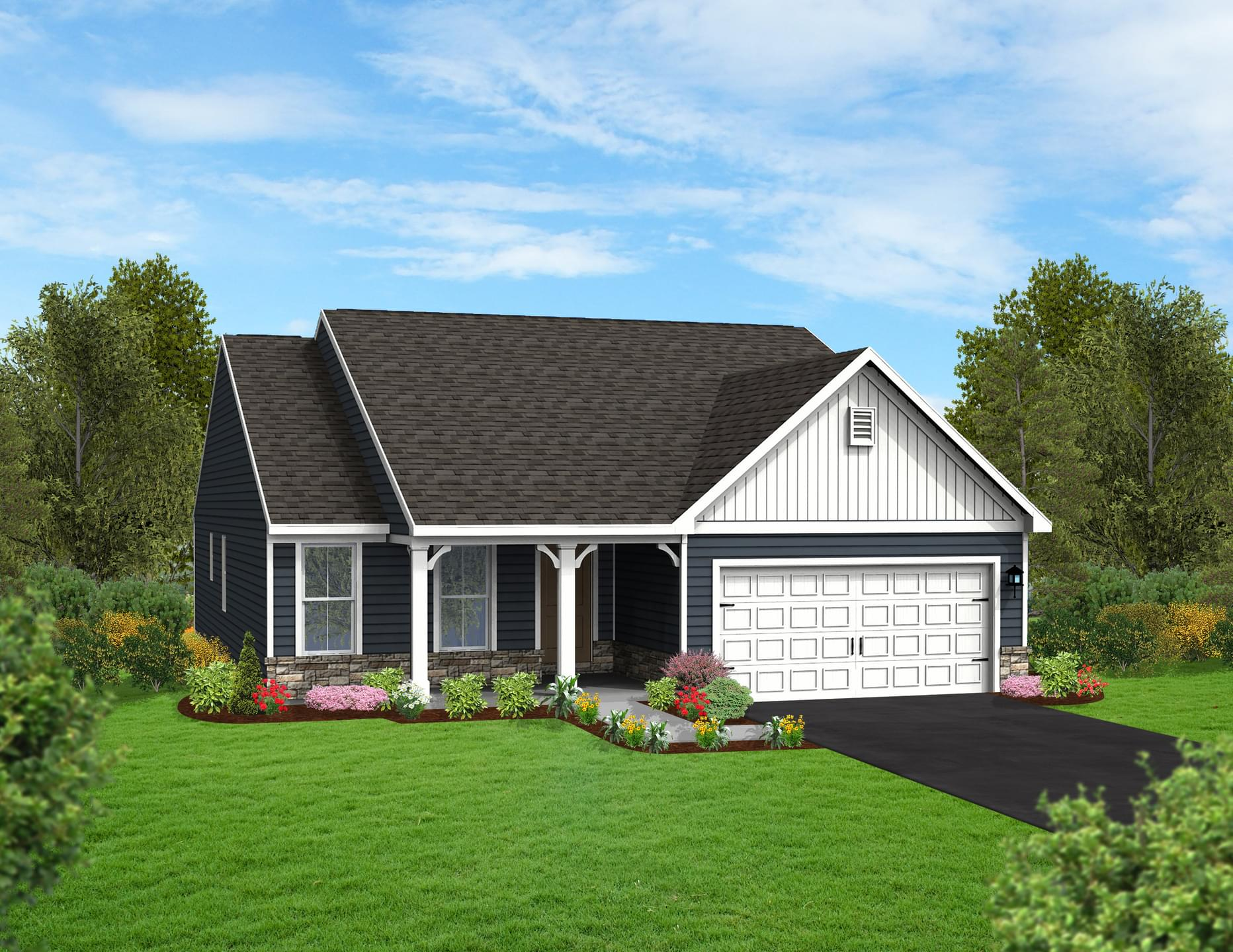 Berks Homes Elevation Image Merrimac