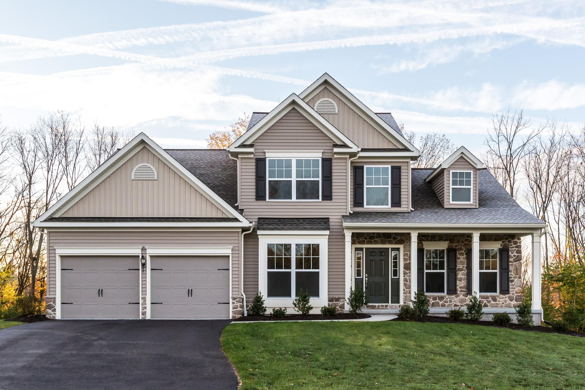 Berks Homes in Thornhill