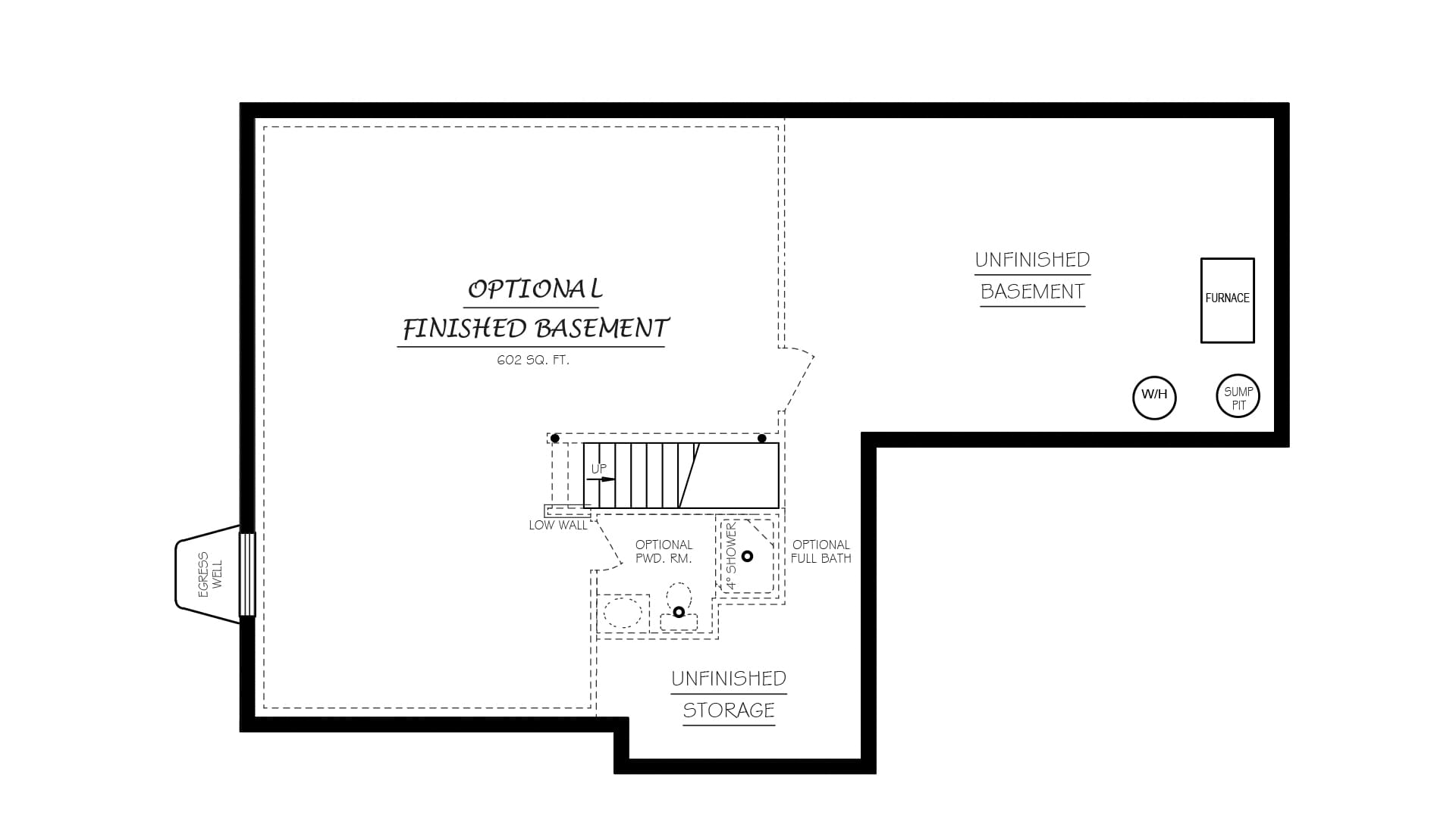 Beacon Pointe Floor Plans