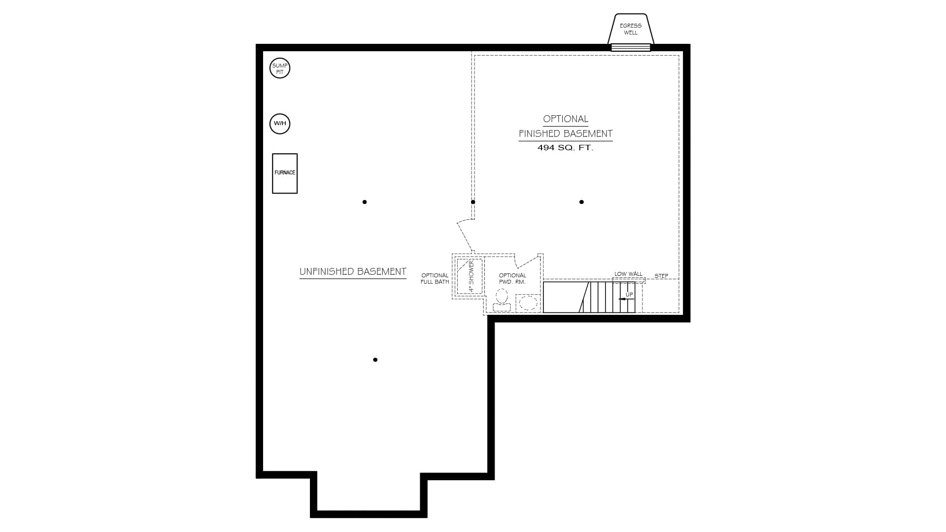 Abbey Floor Plans