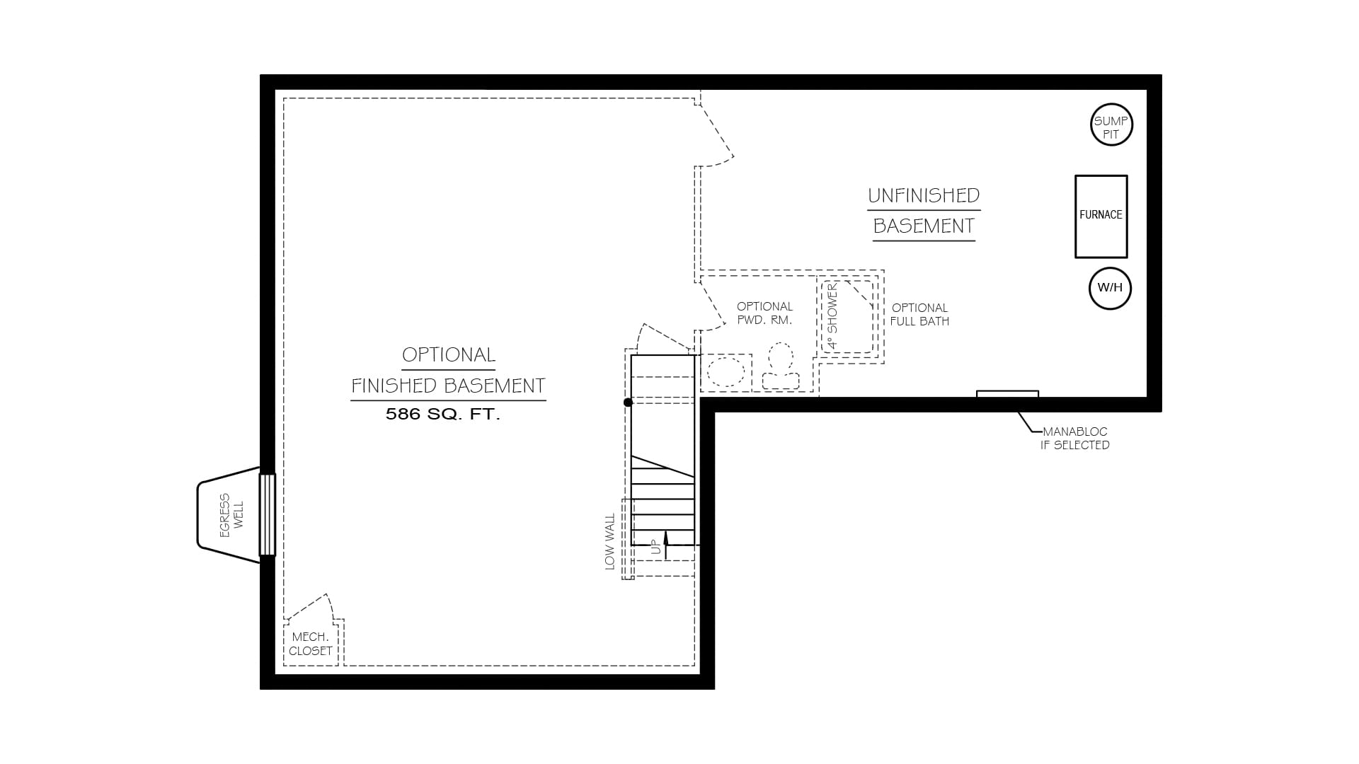 Blue Ridge Floor Plans