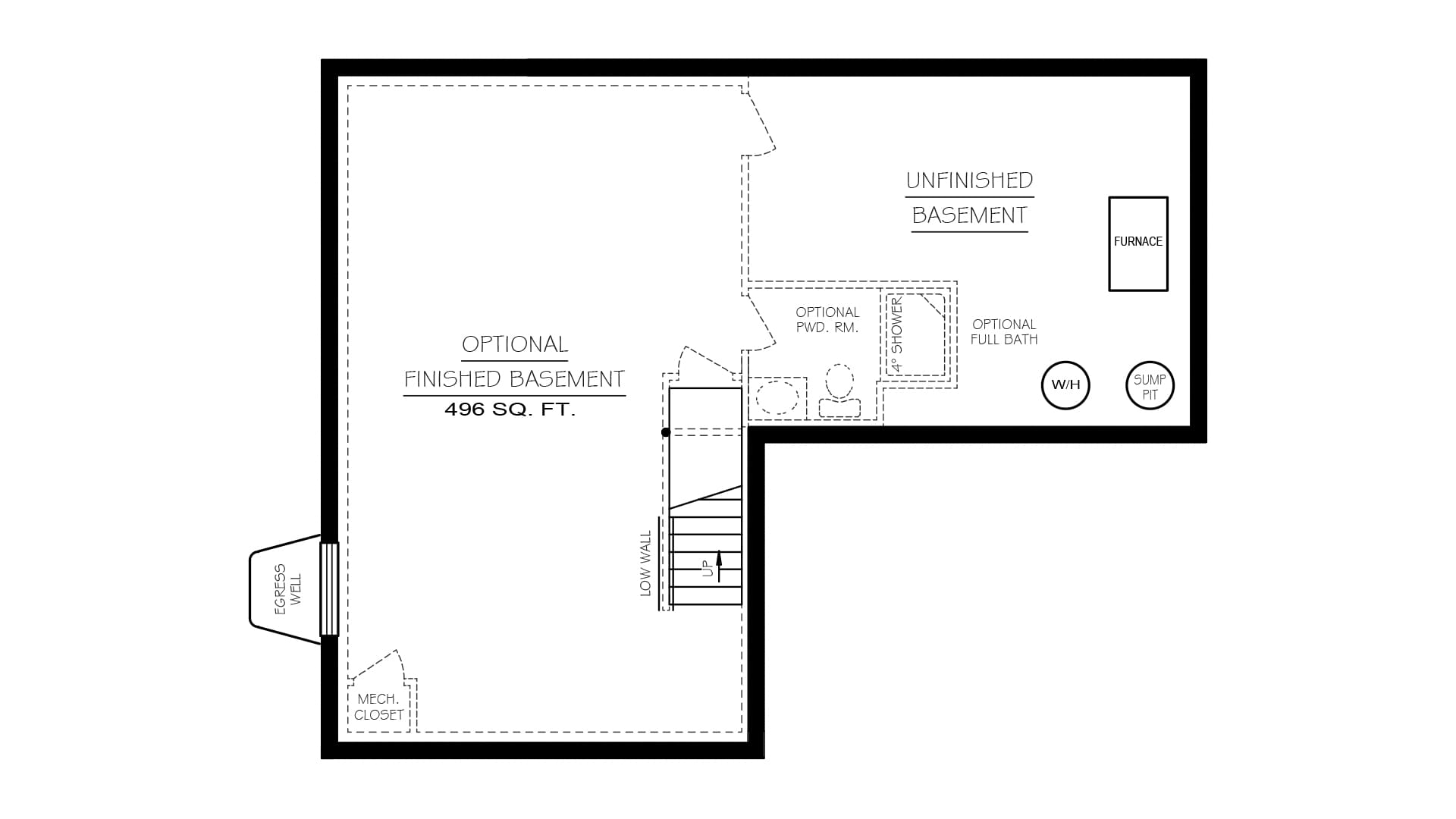 Bellwoode Floor Plans