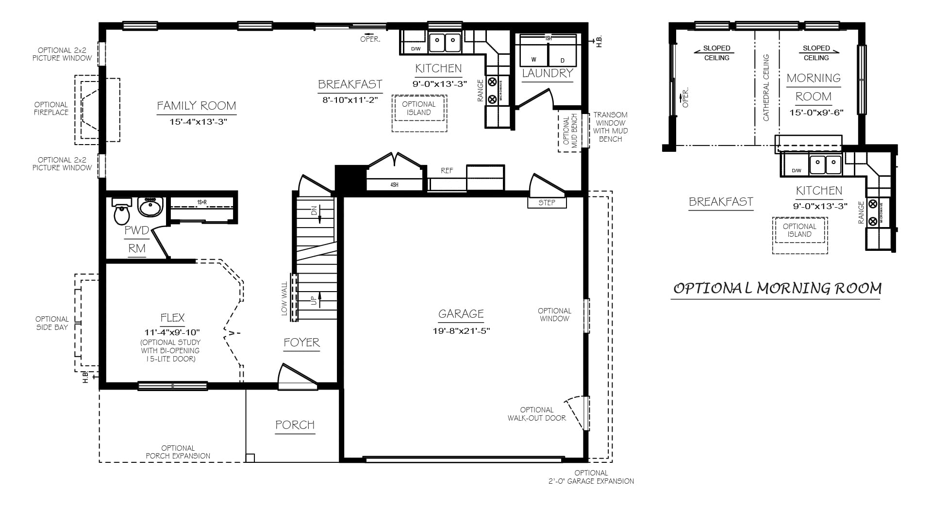 Burberry Floor Plans