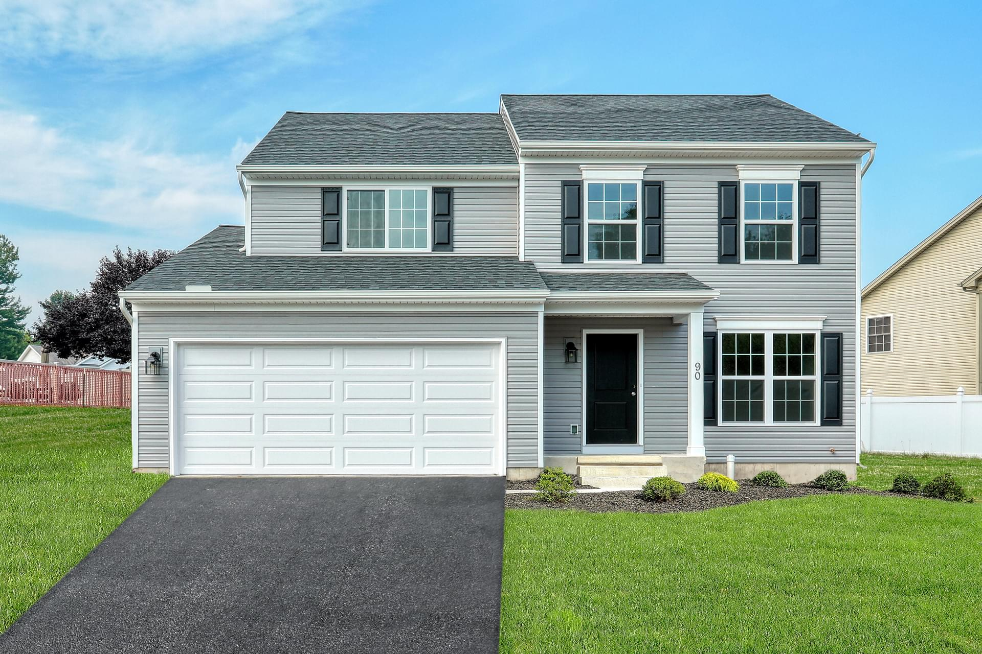 Berks Homes in Lot #49 30 Cambridge Ln., Lewistown, PA 17044 PA