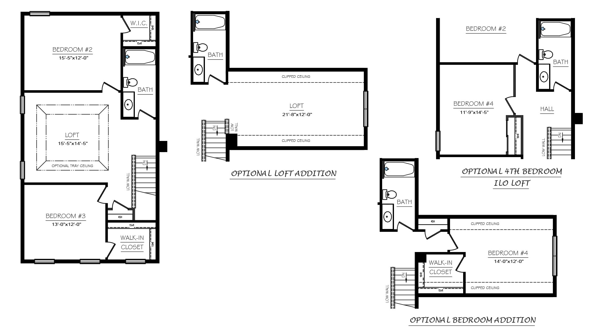 Brindlee Floor Plans