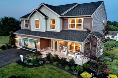 Heatherwoods Singles new homes in Denver PA