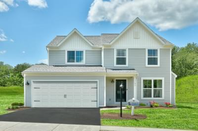Nittany Glen new homes in State College PA