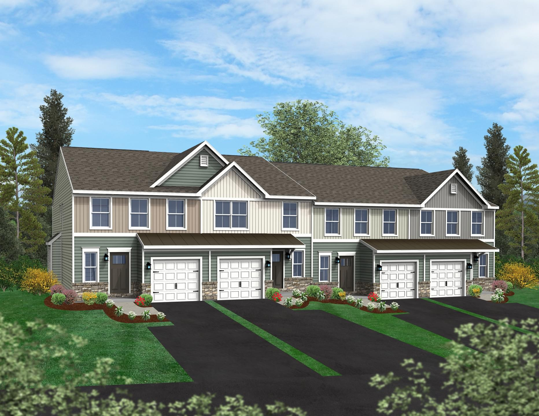 Berks Homes in Lot#1 104 Wildflower Ct., Elverson, PA 19520 PA