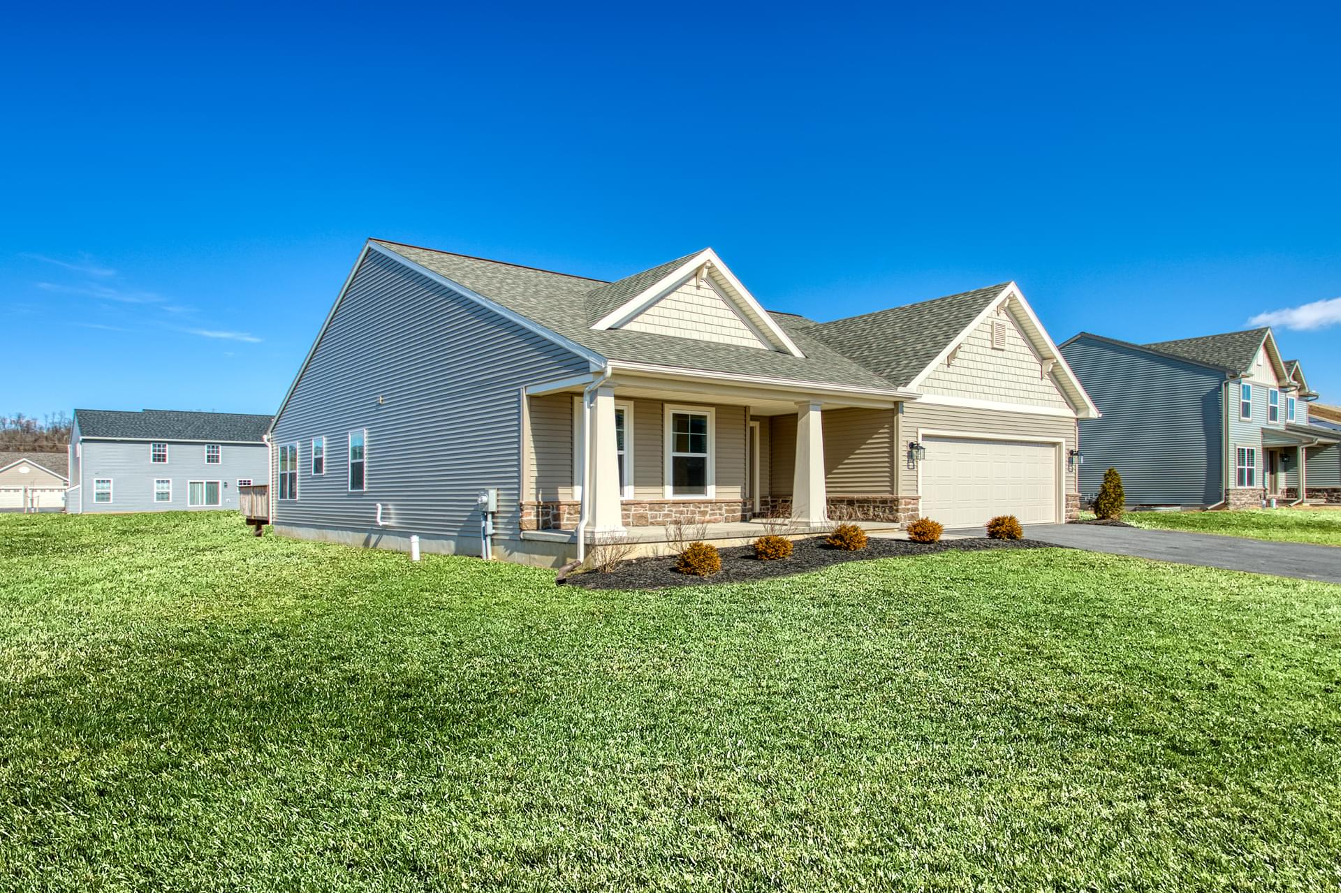 Lewistown, PA New Homes