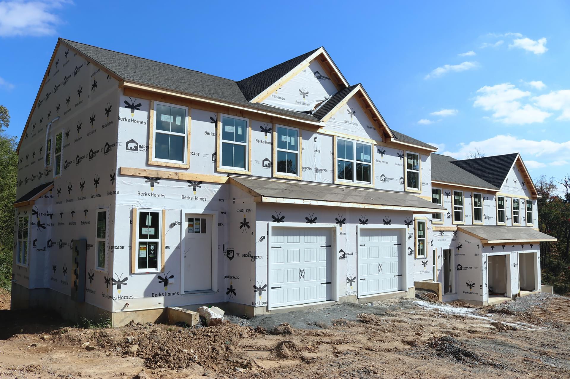 Elverson, PA New Homes