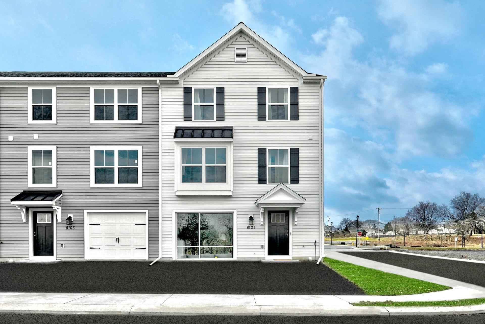 Harrisburg, PA New Homes