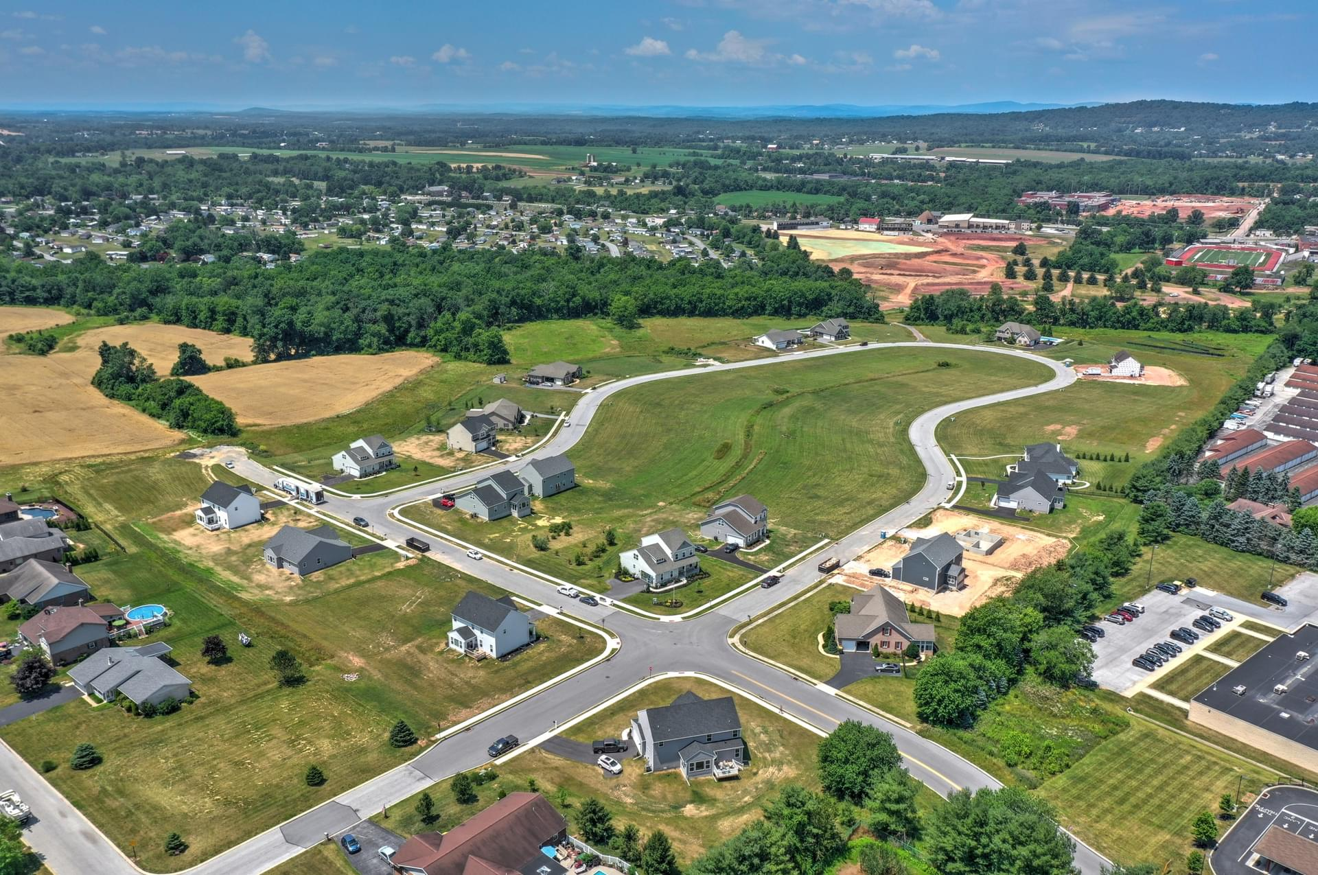 New Homes in Dover, PA