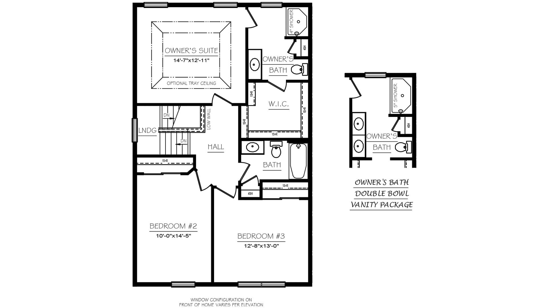Persimmon Floor Plans