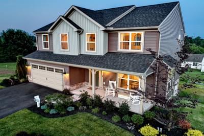 Heatherwoods Singles new homes in Denver PA