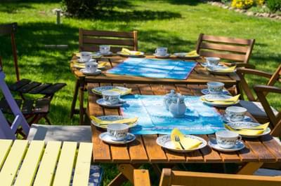 Creating Your Backyard Oasis