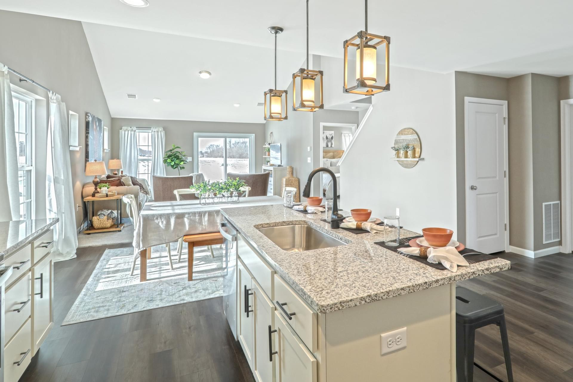 Nittany Glen Duplexes New Homes in State College, PA