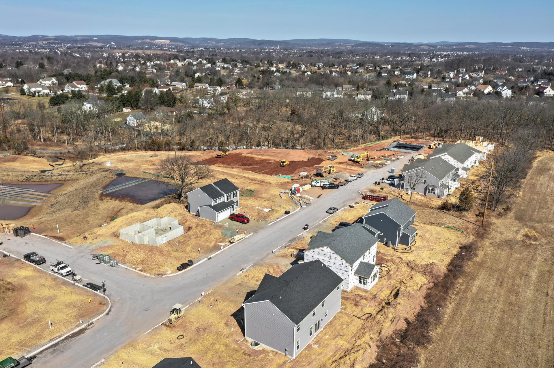 Pottstown, PA New Homes