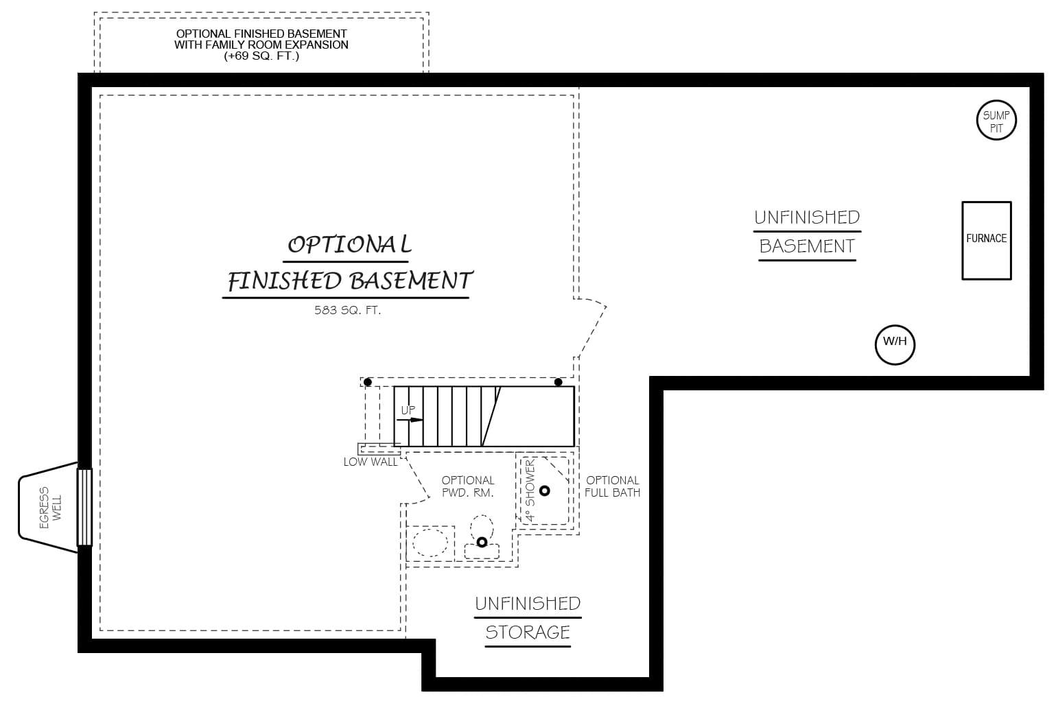 Beacon Pointe Floor Plans