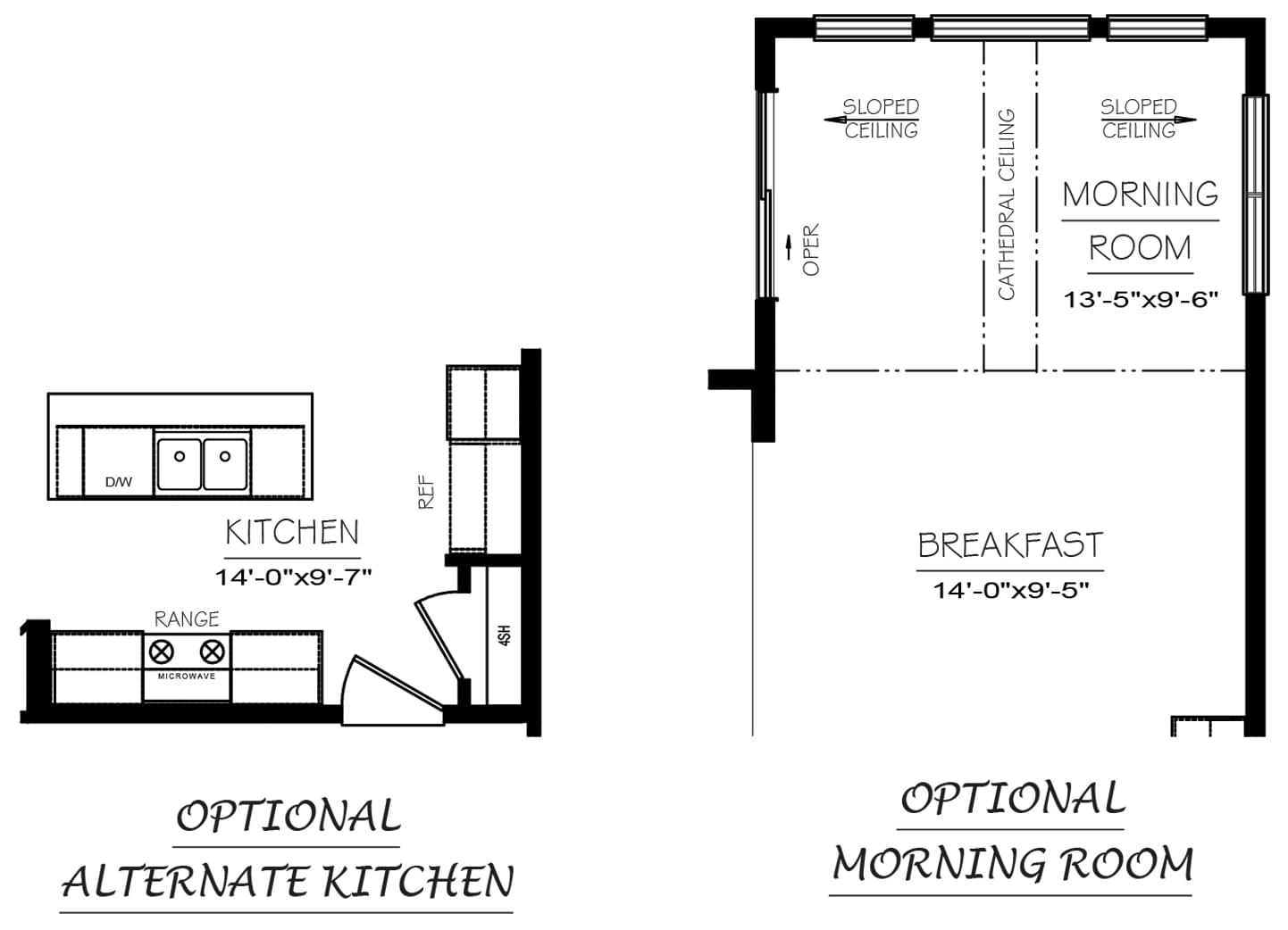 Dolly Floor Plans