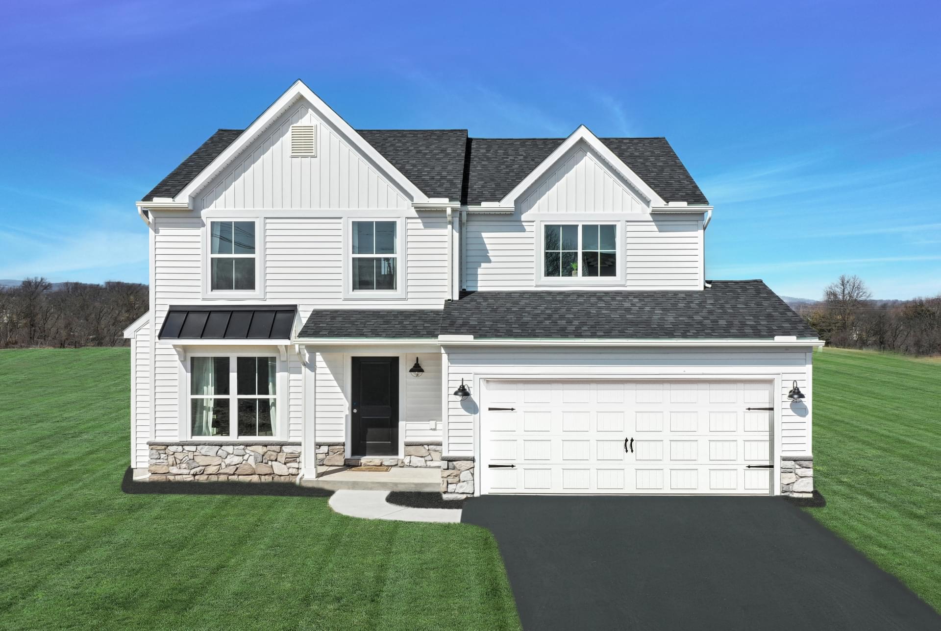 Rolling Meadows Singles New Homes in Pottstown, PA