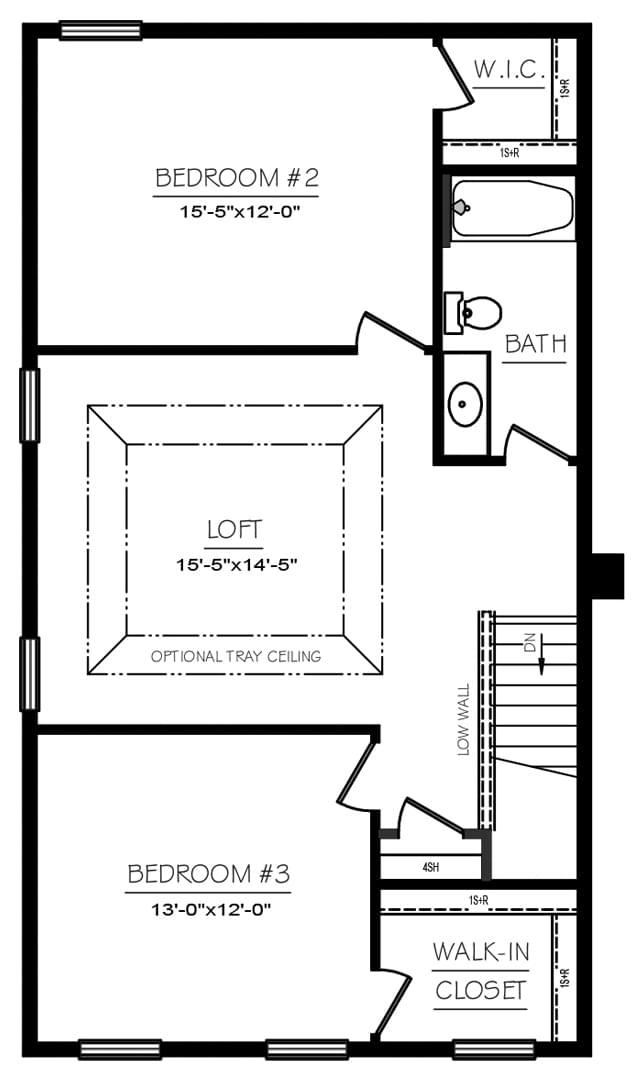 Brindlee Floor Plans