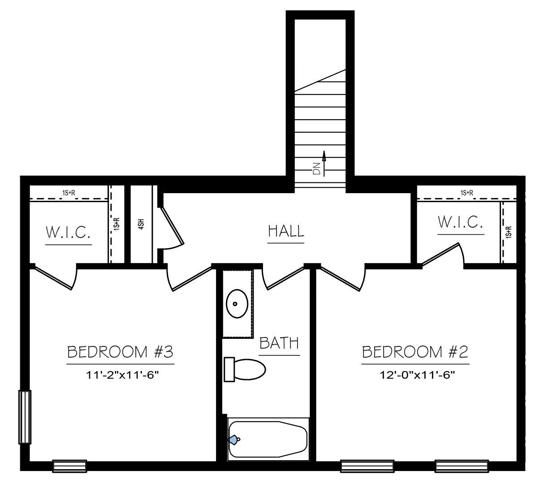 Azalea Floor Plans