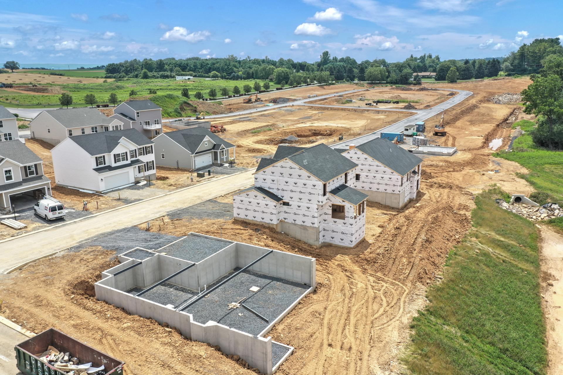 Nittany Glen Singles New Homes in State College, PA