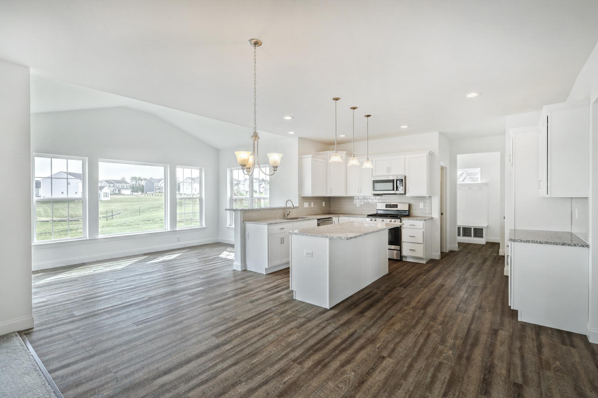 Morgantown, PA New Homes