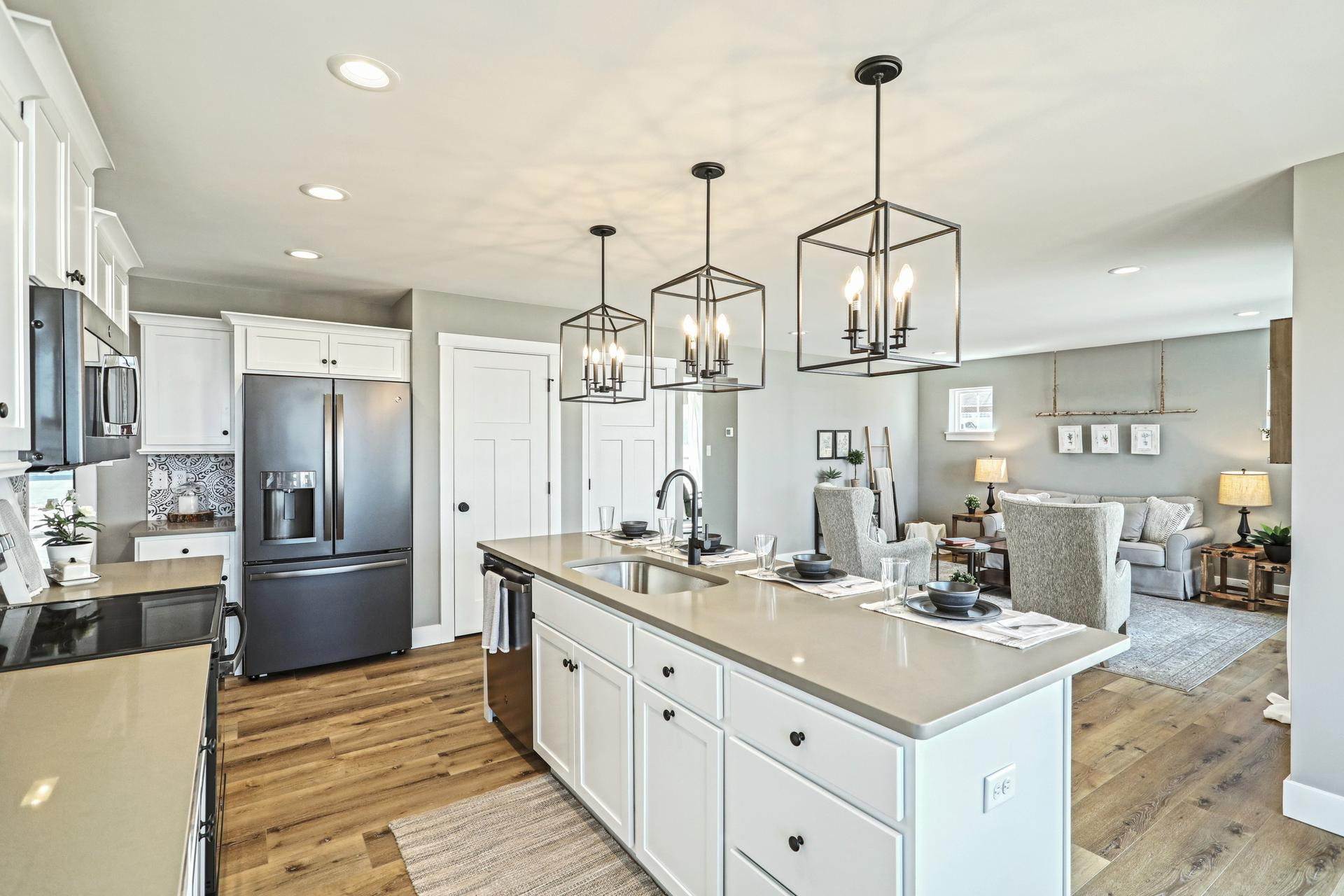 Pathfinder Meadows New Homes in Reading, PA