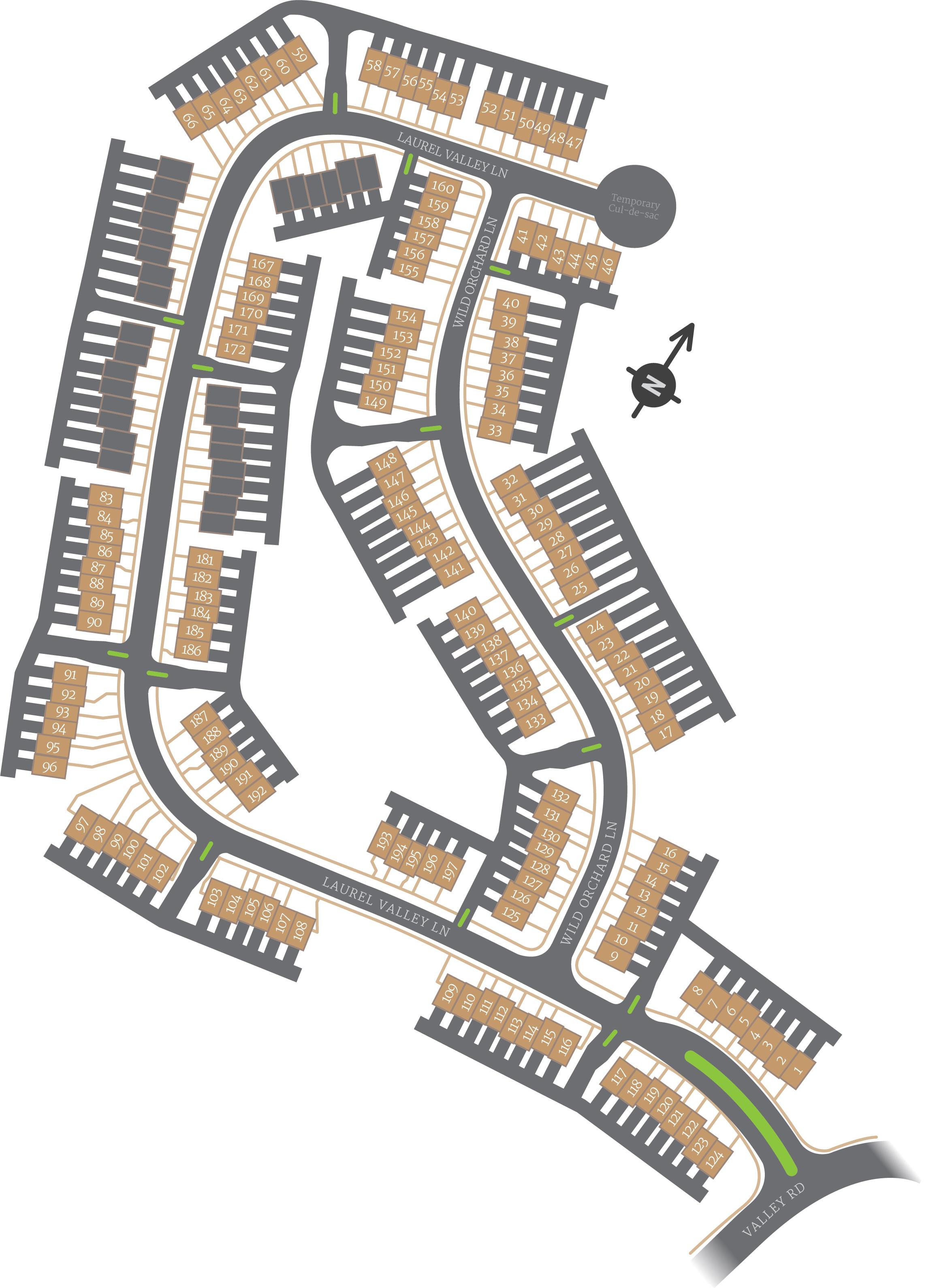 Enola, PA Laurel Ridge New Homes from Berks Homes