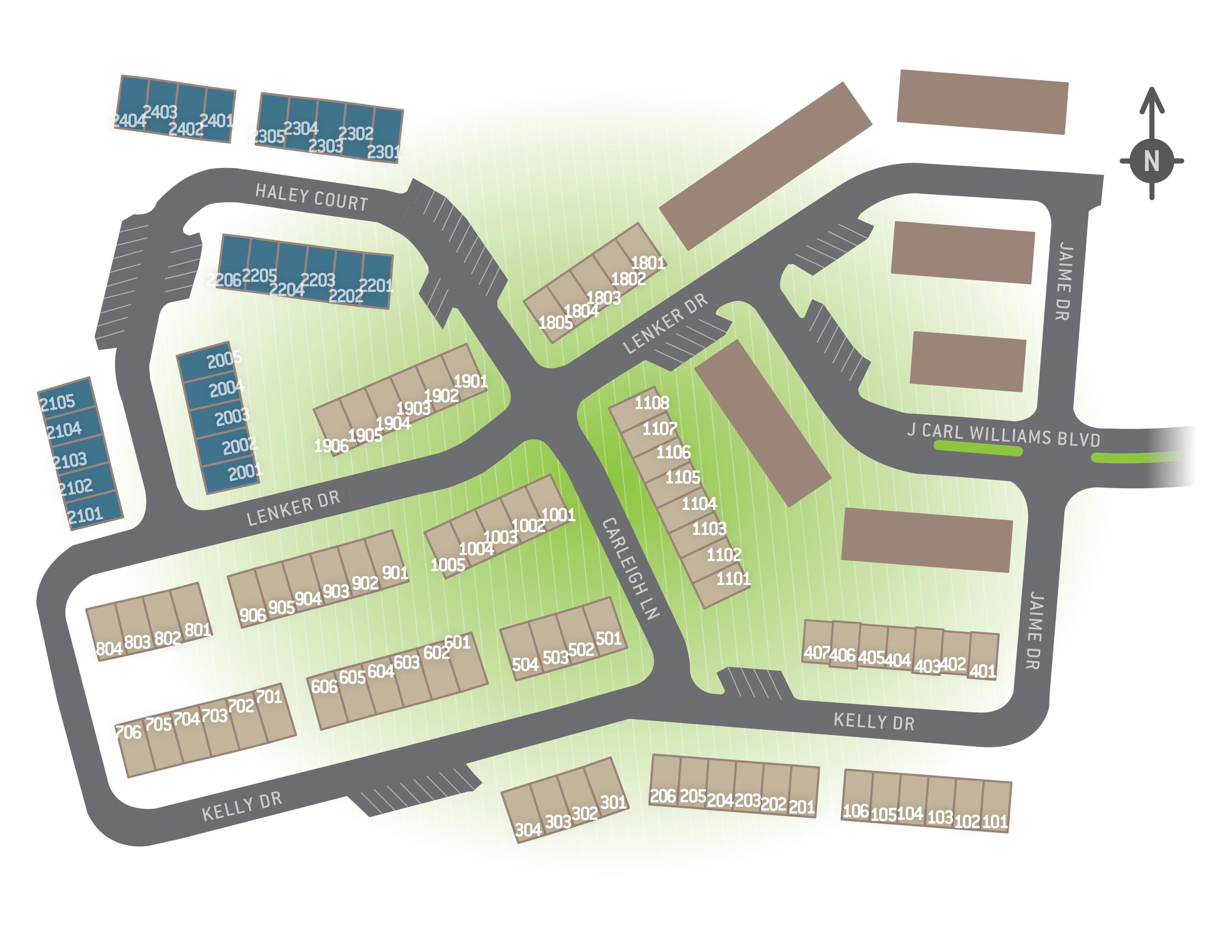 Harrisburg, PA Creekvale New Homes from Berks Homes