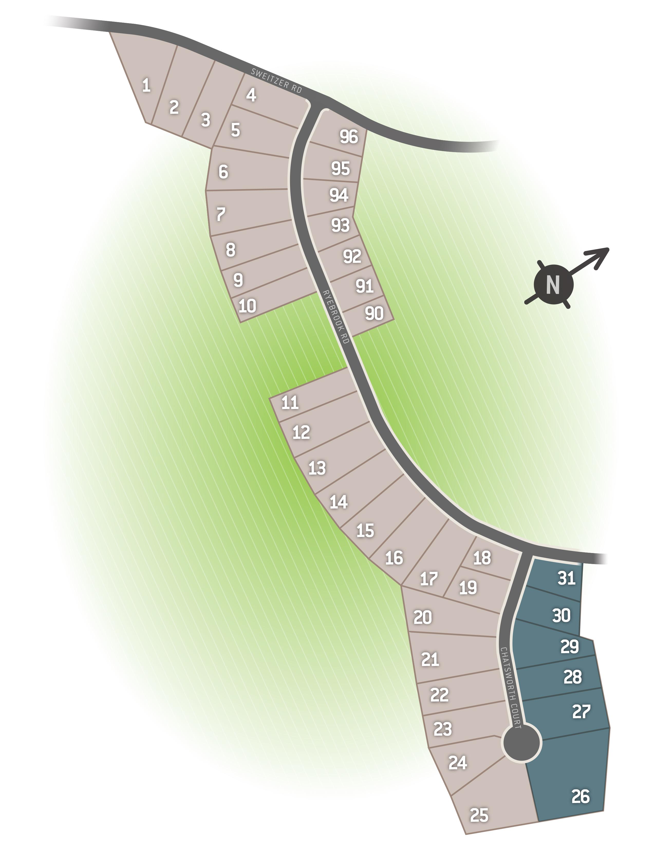Sinking Spring, PA Glen Ridge Estates New Homes from Berks Homes